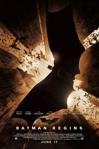 Batman Begins explores the origins of the Batman legend and the Dark Knight's emergence as a force for good in Gotham. In the wake of his parents' murder, disillusioned industrial heir Bruce Wayne (Christian Bale) travels the world seeking the means to fight injustice and turn fear against those who prey on the fearful. He […]