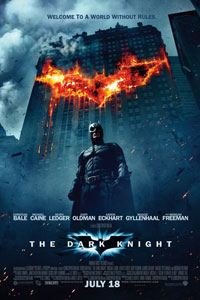 With the help of Lieutenant Jim Gordon (Gary Oldman) and the committed new District Attorney, Harvey Dent (Aaron Eckhart), Batman (Christian Bale) sets out to destroy organized crime in Gotham City for good. The triumvirate initially proves to be effective, but they soon find themselves prey to a rising criminal mastermind known as The Joker […]