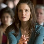 Rachel Dawes awaits the outcome of the Falcone trial