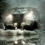 The Batmobile gets a redesign in the new Batman movie