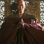 Ra's Al Ghul leads the League of Shadows