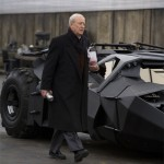 Alfred walks into the interim Bat-headquarters