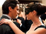 Anne Hathaway overwhelmed by Christian Bale