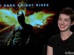 Anne Hathaway – The Dark Knight Rises Interview