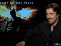 Christian Bale – The Dark Knight Rises Interview