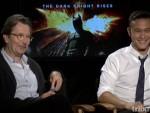 Gary Oldman and Joseph Gordon-Levitt The Dark Knight Rises Interview